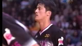 全日本男子バレーがアトランタ五輪出場を逃 1996年4月21日 代々木第一体育館 日本vs韓国 (韓国語実況)