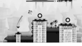 fingerdash but everytime a 2.1 object is touched the rest is in the description