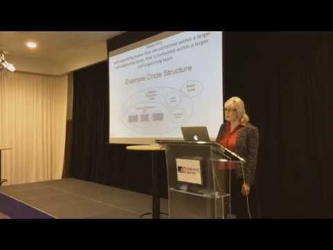 Fiona Hayes Holacracy Introduction & Brian Robertson (Founder of HolcracyOne) Interview