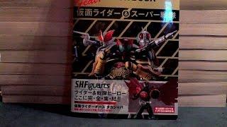 S.H.Figuarts Book feat. Kamen Rider & Super Sentai Review