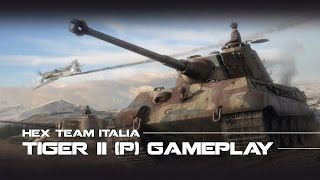 War Thunder Gameplay ITA - Tiger 2 Il Flagello Teutonico