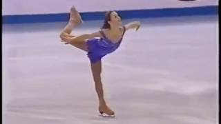 Sasha Cohen - 2000 Cup of Russia - Short Program