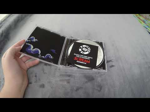 UNBOXING MICHAEL JACKSON SCREAM - CD  (NEW...