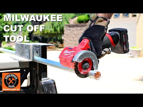 Milwaukee 12V Cut Off Tool...What Can It Cut?