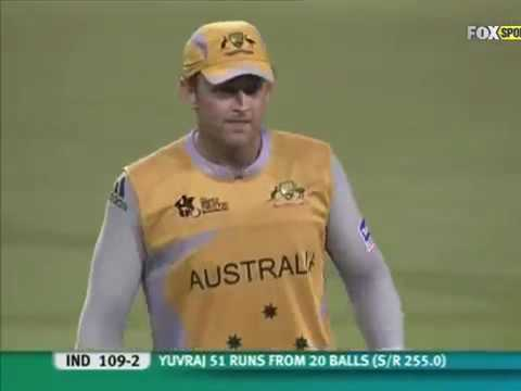 Australia v India Semi Final   Full Highlights Cricket 2007