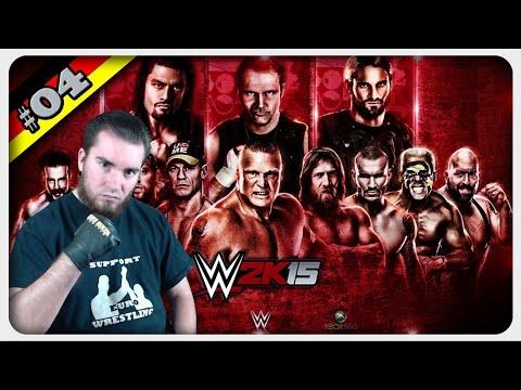 Lets Play WWE 2k15 MYCAREER #04 German Walkthrough Gameplay ツ Zwischen Hass und Liebe