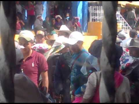 DISTURBIOS EN SAN SEBASTIÁN HUEHUETENANGO