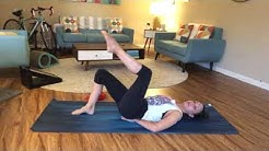 Pilates Mat class with Juliet Tablak