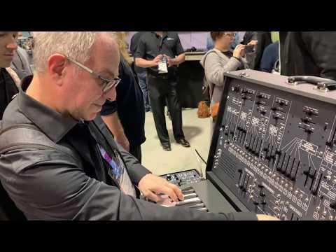 NAMM 2020 - KORG ARP 2600 FS