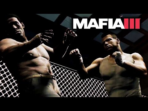 MAFIA 3 - Fight Club Gameplay Trailer! Combat, Guns, and Brutal Takedowns (PS4, Xbox One and PC)