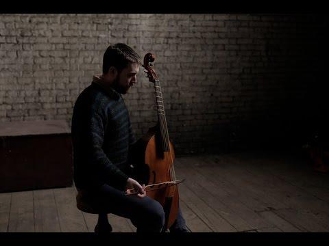 Liam Byrne, viola da gamba: Two Corants for Lyra Viol by Alfonso Ferrabosco II