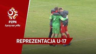 U-17: Bramki z meczu Polska - Finlandia