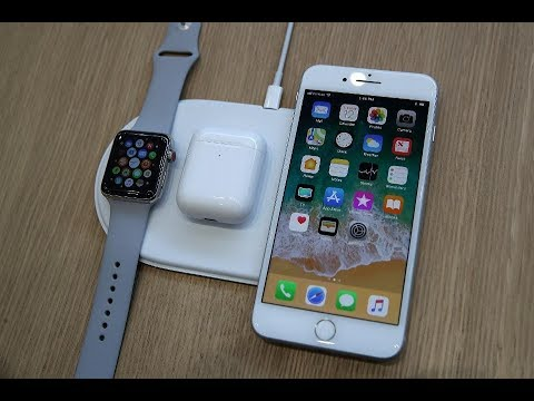 APPLE iPhone 8 and Apple Watch 3