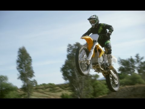 Is Motocross The Killer App Of Electric Motorcycles? -- AFTER/DRIVE
