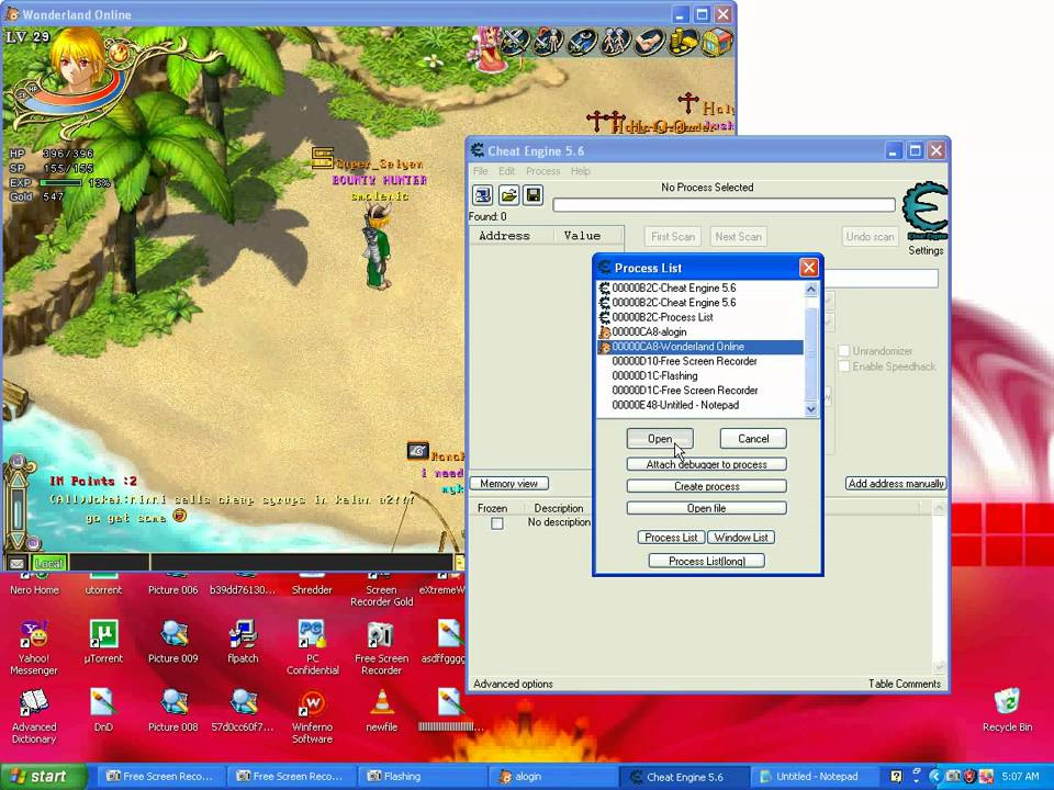 how to get free rp with cheat engine