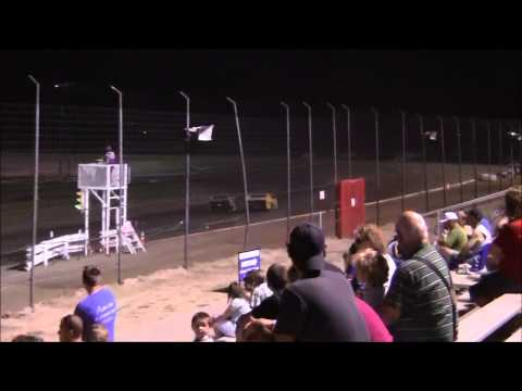 IMCA Sport Mods at Lubbock Speedway 8-14-15