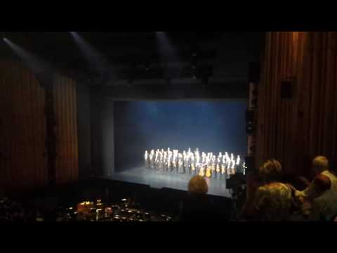 Applaus nach Martinu's Julietta / Staatsoper Berlin