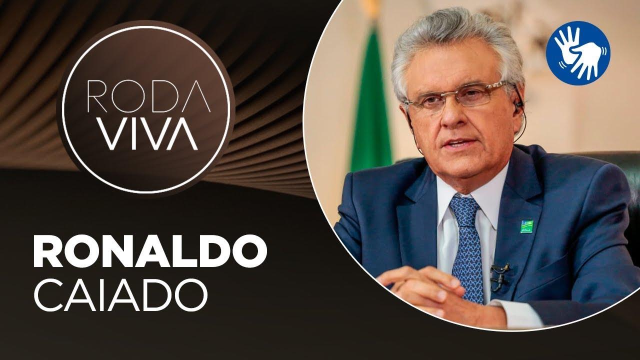 Roda Viva | Ronaldo Caiado | 06/04/2020