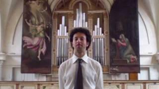 D. Buxtehude - Magnificat primi toni (Bux WV 203) E. Battisti, organ