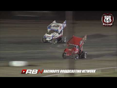 305 Sprints at Route 66 Motor Speedway 4-28-18