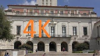 A 4K Video Tour of the University of Texas at Austin thumbnail