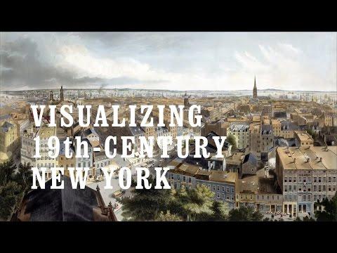 Visualizing 19th-Century New York