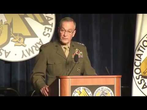 Gen. Dunford: Russia is TOP U.S. National Security Threat 'Long Range Nuclear Strike'