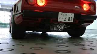 Ferrari 288 GTO Cold Start/ Fire Up Start/ Idling Exhaust Sound