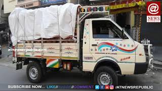 Road Accident in KPHB colony  Bike Rider Died || At News Republic