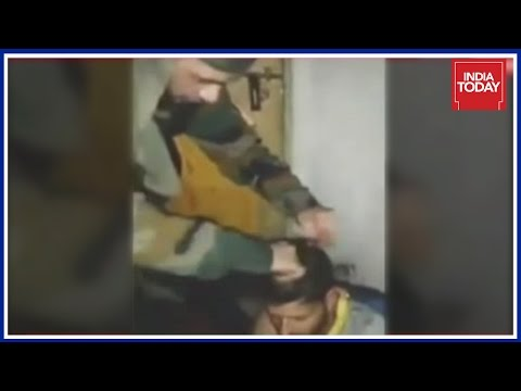 India First : Terrorists Torture SPOs Working As Army Informers In J&K
