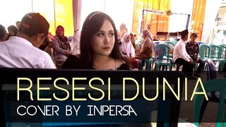 ROCKDUT - Resesi Dunia || Cover by Inpersa || live Show