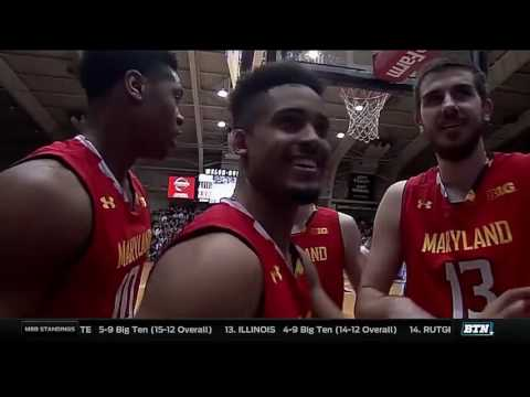 Maryland at Northwestern - Men
