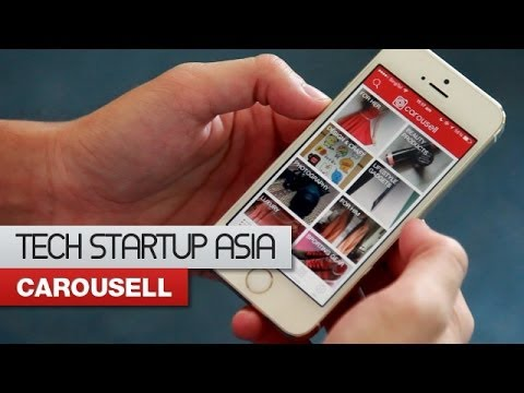 Tech Startup Asia - Carousell