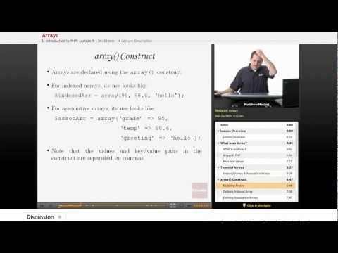 php---arrays