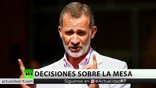 El rey renuncia a presentar candidato y España se encamina a nuevas elecciones