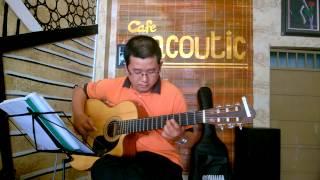 Thương chị tôi - Nhạc phim Ải Trần Gian - Guitar Cover