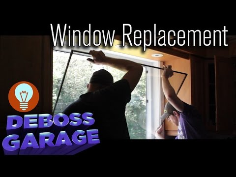 How To Easily Replace Just The Glass In A Window