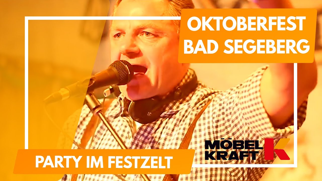 15 Möbel Kraft Oktoberfest In Bad Segeberg Youtube