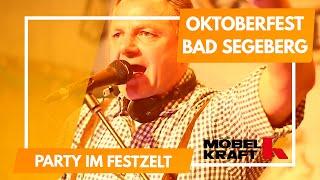 15. Möbel Kraft Oktoberfest in Bad Segeberg