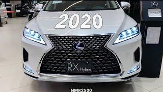 لكزس 2020 RX  بتغيرات جديده ولكزس 2020 LX570   سعودي وصل الرياض