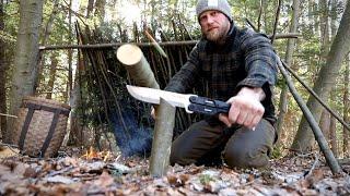 Build a Survival Shelter Fast! Debris Shelter, Survival Shelter