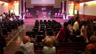 Ibadah Sabat GMAHK IPH 19 Oktober 2019 Khotbah Pdt. K. Manullang