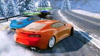 Car X Drift Racing PC - WE GOT A SNOW MAP Tandems! w/Cops! | SLAPTrain