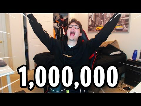1 Million Subscribers (from 0 to 1,000,000)