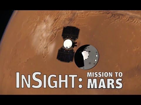 LIVE with the InSight Lander Roadshow: Mission to Mars