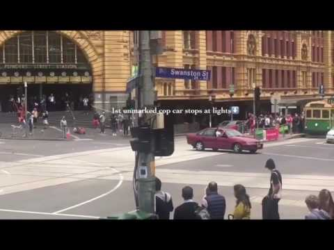 False flag Melbourne Australia 20-1-17