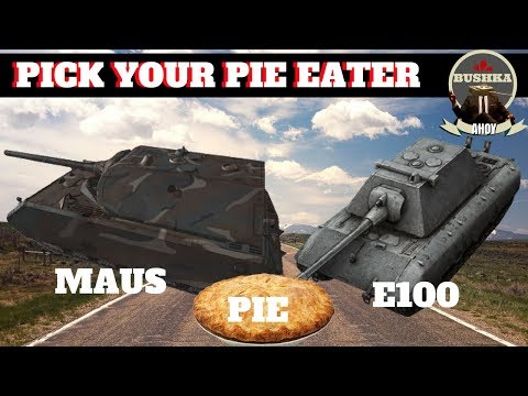 Which Pie Eater is the Right Pie Eater for You World of Tanks Blitz