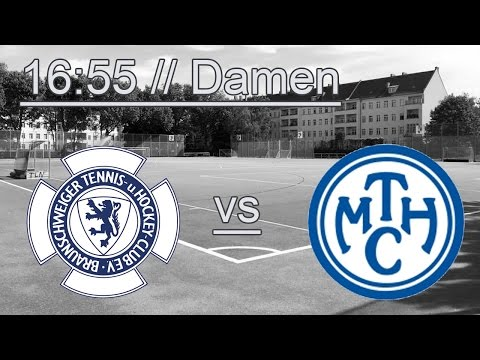 BTHC - MTHC  / Damen / Frühjahrstrophy 2017