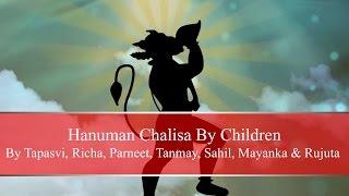 Hanuman Chalisa By Children