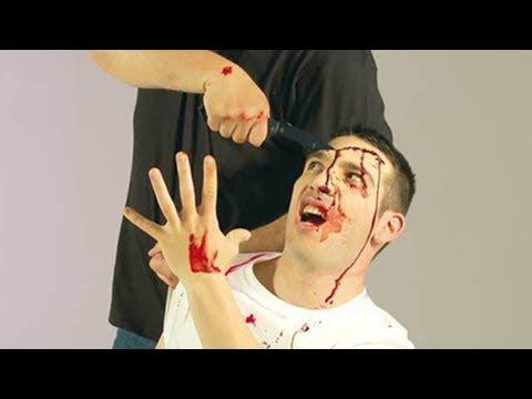 Self Defense : Entraînement au combat au couteau